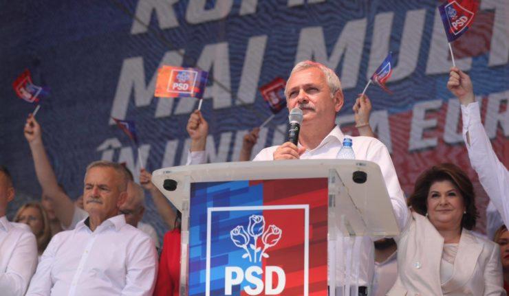 ROUMANIE Dragnea-PSD-facebook-pic-740x431