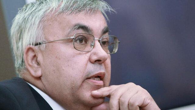 RUSSIE Le vice-ministre russe des Affaires étrangères, Sergueï Verchinine. (Archives)57829383
