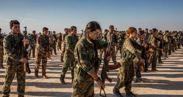 SYRIE KURDES OCT 2019 2-19