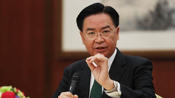Taiwan Joseph Wu 64 ans, docteur en sciences politiques de l'Université de l'Ohio ministre des Affaires étrangères de Taïwan editorial_102019_03