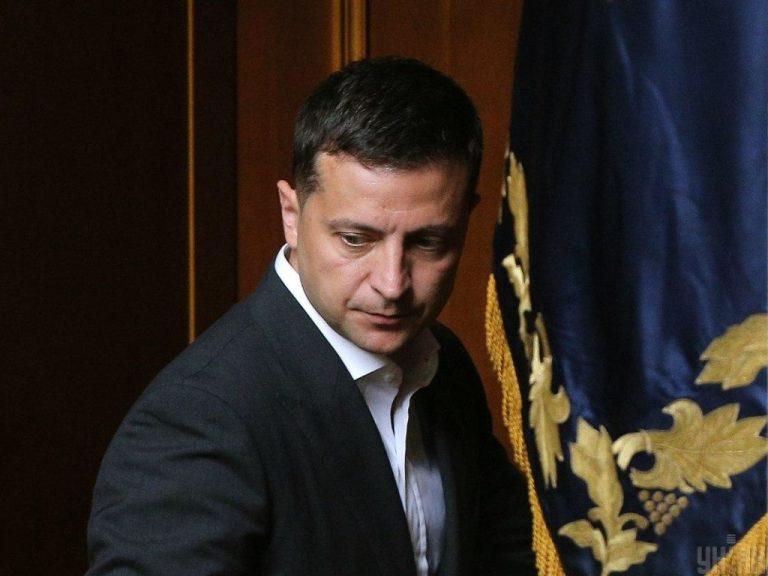 UKRAINE Président ukrainien Vladimir Zelenski preview-111-768x576