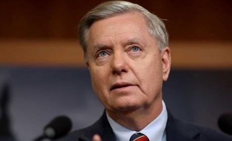USA le sénateur Lindsey Graham