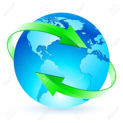 9639046-protecting-the-planet-illustration-of-the-planet-with-two-green-arrows-on-white-background