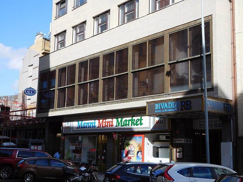 Agence Ceteka, est l'agence de presse nationale tchèque. 800px-Praha_Nove_Mesto_Opletalova_5