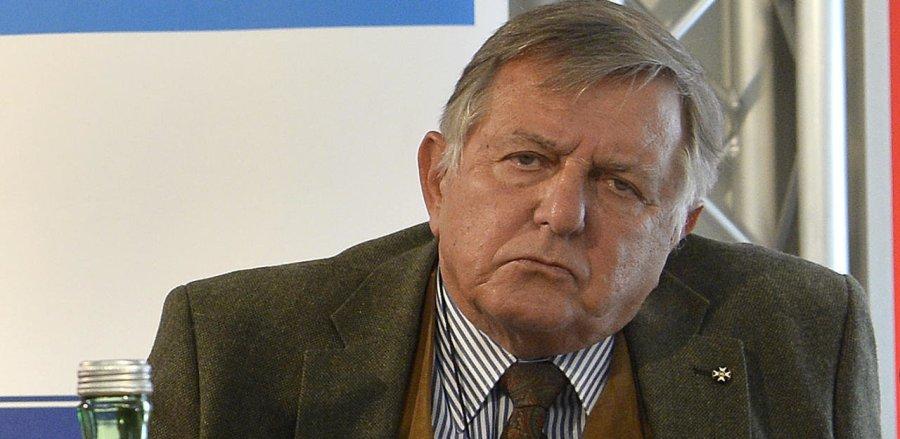 AUTRICHE Norbert van Handel, topelement