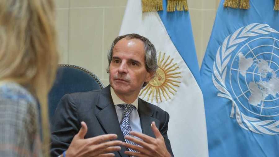 «Le Conseil des Gouverneurs de l'AIEA a sélectionné le candidat argentin R. Grossi pour la fonction de Directeur général de l'AIEA» 20191030102631