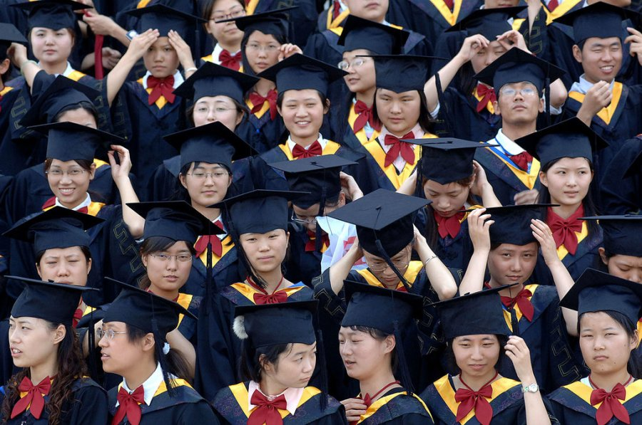 CHINA-EDUCATION