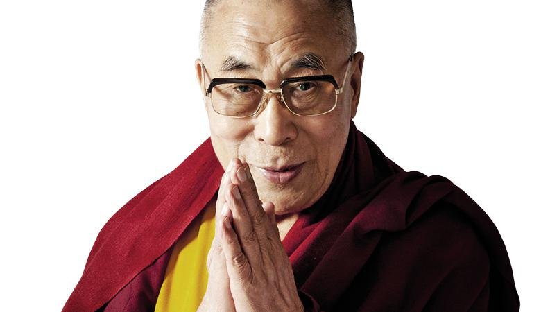 CHINE TIBET illus3516_dalai_belga