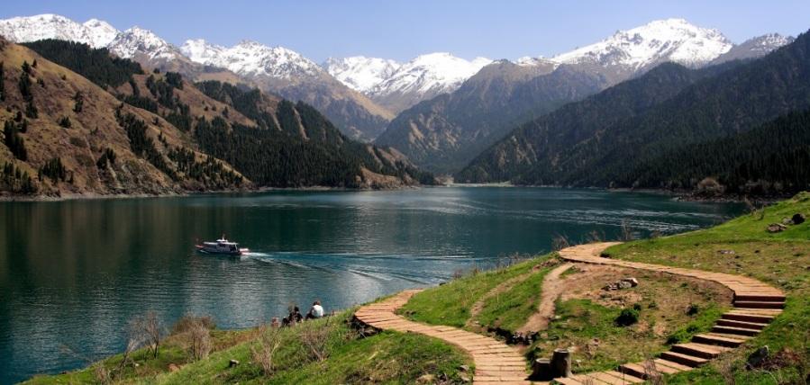 CHINE voyage-xinjiang-lac-tianchi-2
