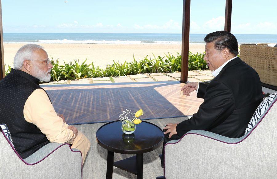 INDE CHINE rencontre informelle entre le Président Xi et le Premier Ministre Modi à Chennai, 2019 138468418_15709562616411n