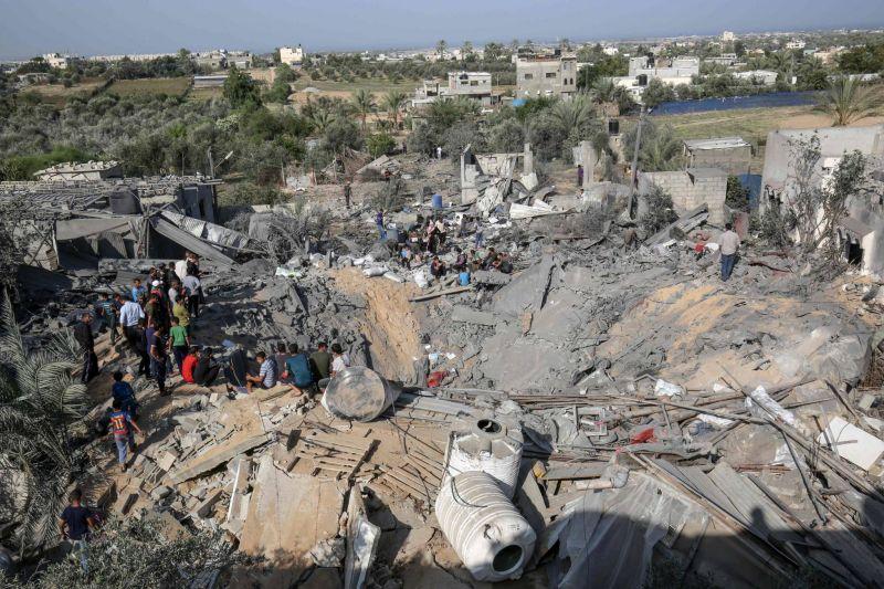 ISRAEL PALESTINE l'accord de cessez-le-feu entre Israël et le mouvement palestinien Jihad islamique 800