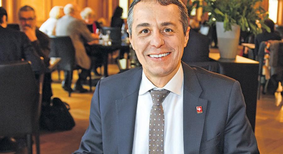ITALIE Ministre des Affaires étrangères Ignazio Cassis AUF_1046x570_1533616984293