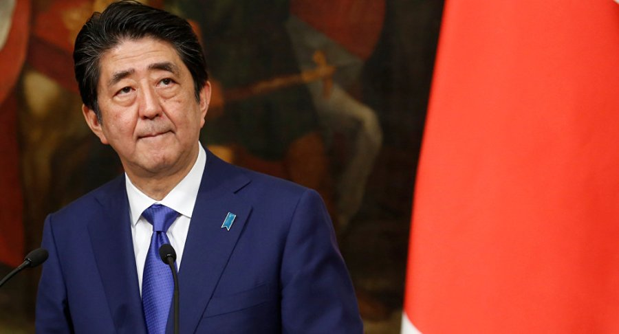 JAPON le gouvernement de Shinzo Abe 1030954711