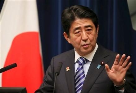 JAPON premier-ministre-Shinzo-Abe-lors-conference-presse-samedi-14-decembre-Tokyo_0_730_353