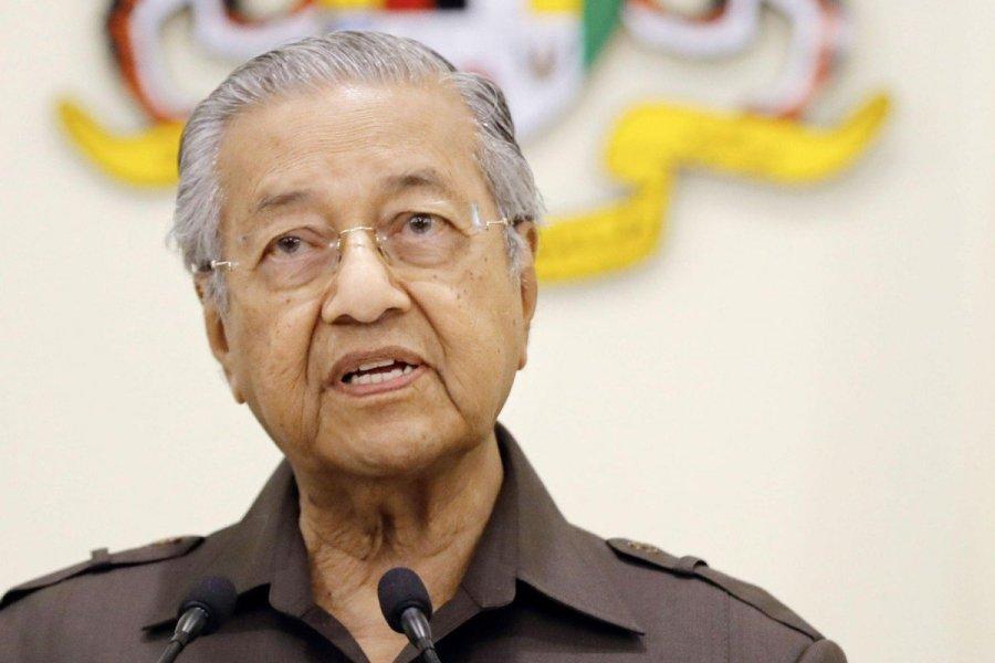 malaisie mahathir-mohamed-malaisie-chine