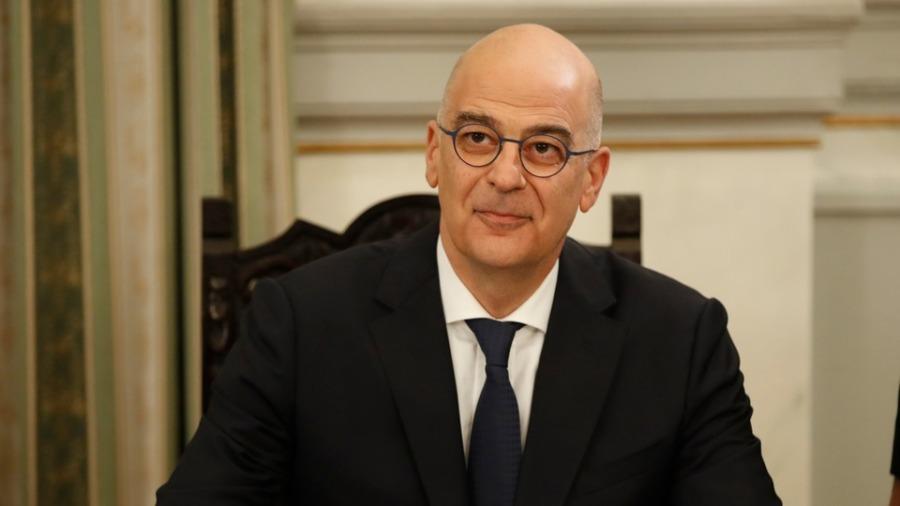 Nikos Dendias, Ministre des Affaires étrangères de la République helléniquev960x540_image20191105-12-cqhjkf