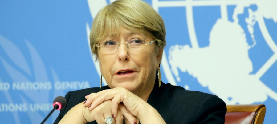 onu Michelle Bachelet image1170x530cropped