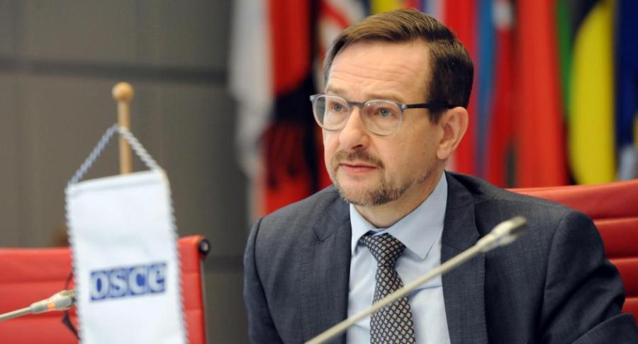 OSCE le secrétaire général de l'OSCE, Thomas Greminger,367716
