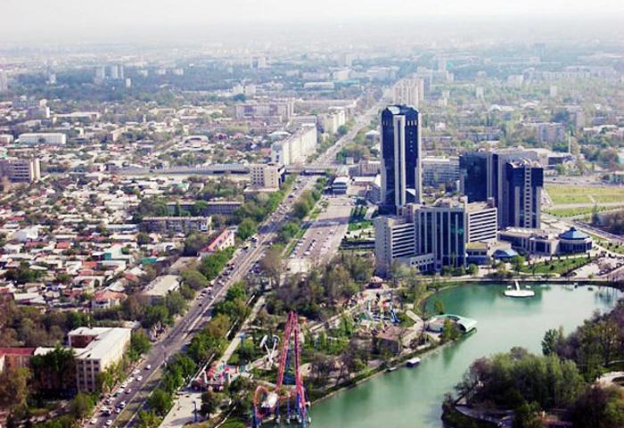 OUBEKISTAN 2810-Ouzbekistan TACHKENT VILLR