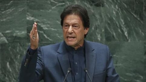 PAKISTAN Premier Ministre pakistanais Imran Khan 270919_pakistan_khan