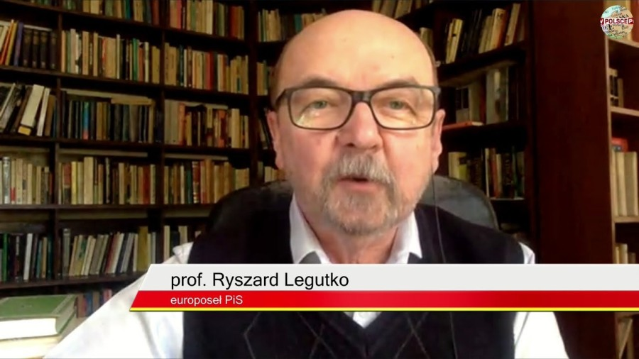POLOGNE député du PiS Ryszard Legutko maxresdefault