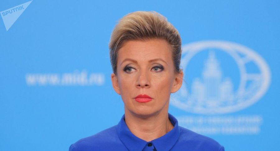 RUSSIE NOV 01.11.2019 MARIA ZAKHAROVA 1042360511