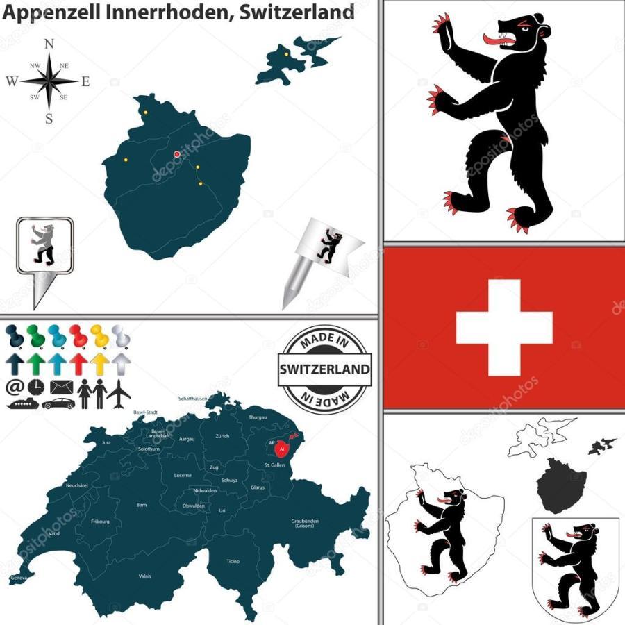 SUISSE Appenzell Rhodes-Intérieures