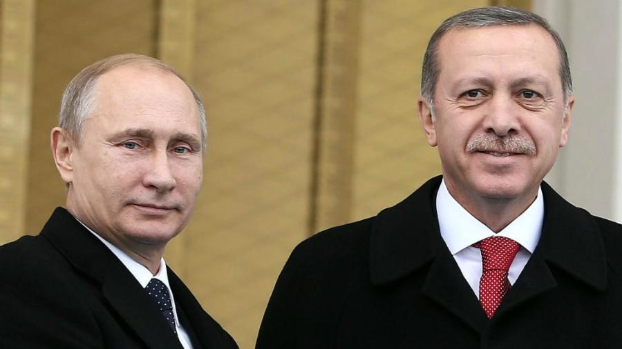TURQUIE RUSSIE erdogan-putin