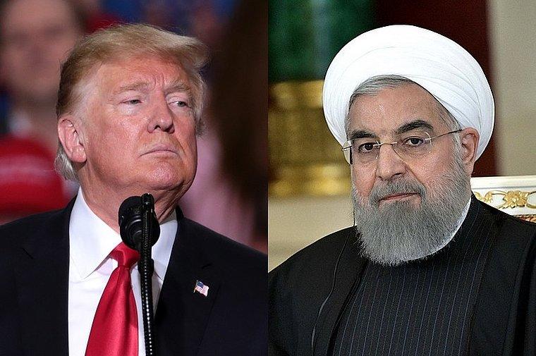 USA IRAN Montage-Trump-Rohani-150719-782-ea0a8c6908