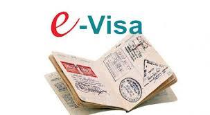 visa électronique images