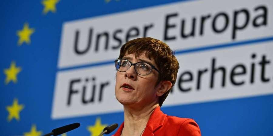 GERMANY-EU-POLITICS-PARTIES-CDU-CSU-ELECTION