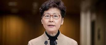 Carrie Lam index