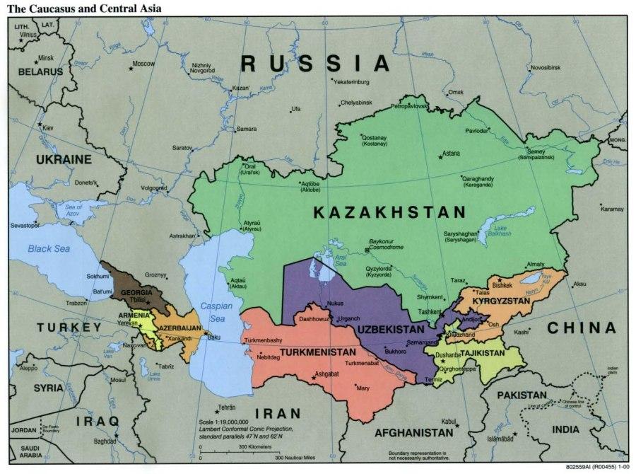 carte-regions-ouzbekistan
