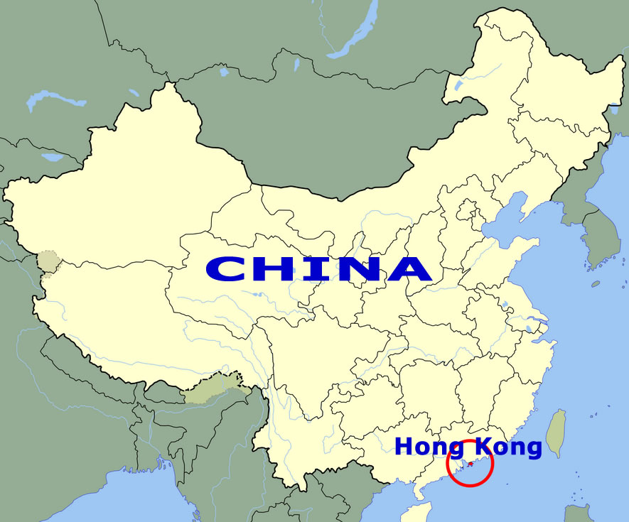 hong-kong-carte-china
