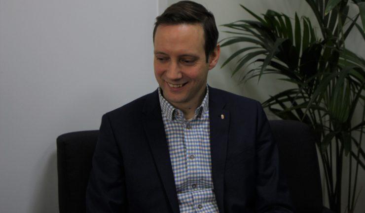 HONGRIE Tristan Azbej, secrétaire d'État hongrois IMG_0243-2-740x431