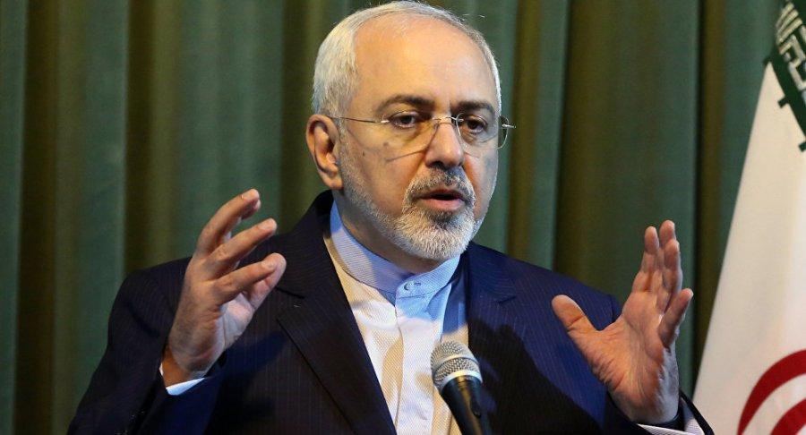 Ministre iranien des Affaires étrangères Mohammad Javad Zarif 1025777855