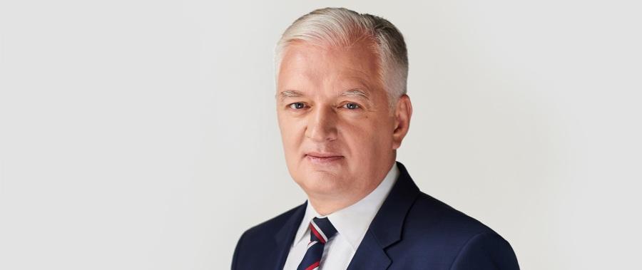 POLOGNE Jarosław Gowin 2560x1080