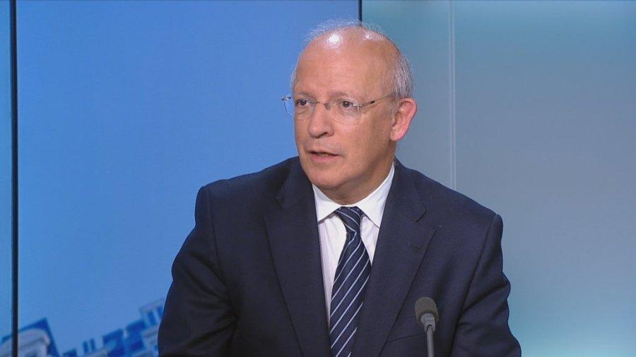 PORTUGAL Ministre portugais des Affaires étrangères Augusto Santos Silva rtk_ici_leurope_2_0506_2017_ep_14