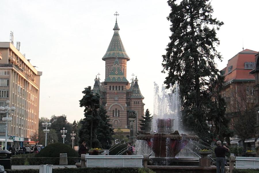 ROUMANIE 4 László Tőkés église-orthodoxe