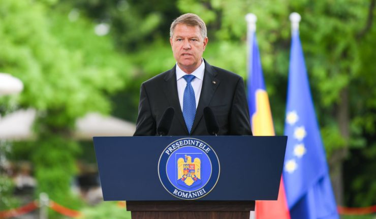 ROUMANIE Klaus Iohannis 2018.05.09-iohannis-photo-fb-740x431