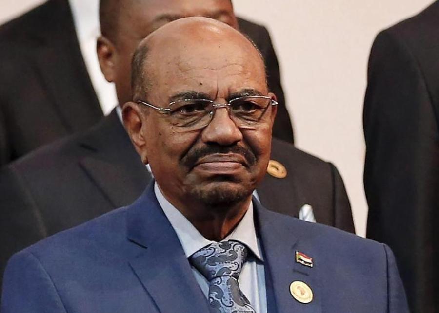 SOUDAN le président soudanais Omar Al Bashir 2015_ij_south_africa_bashirle président soudanais Omar Al Bashir