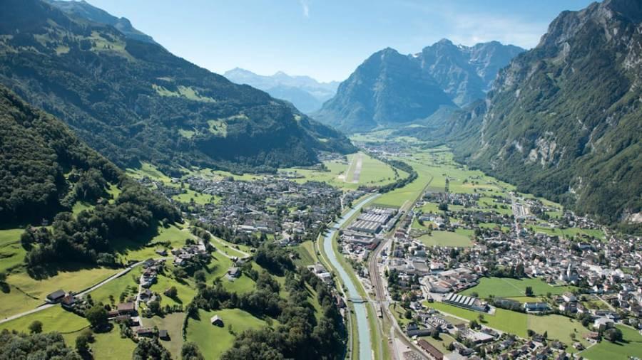 suisse Glarus Nord wird als «Fair Trade Town» Schweizer Vorreiterin in Sachen fairem Handel. 04074b