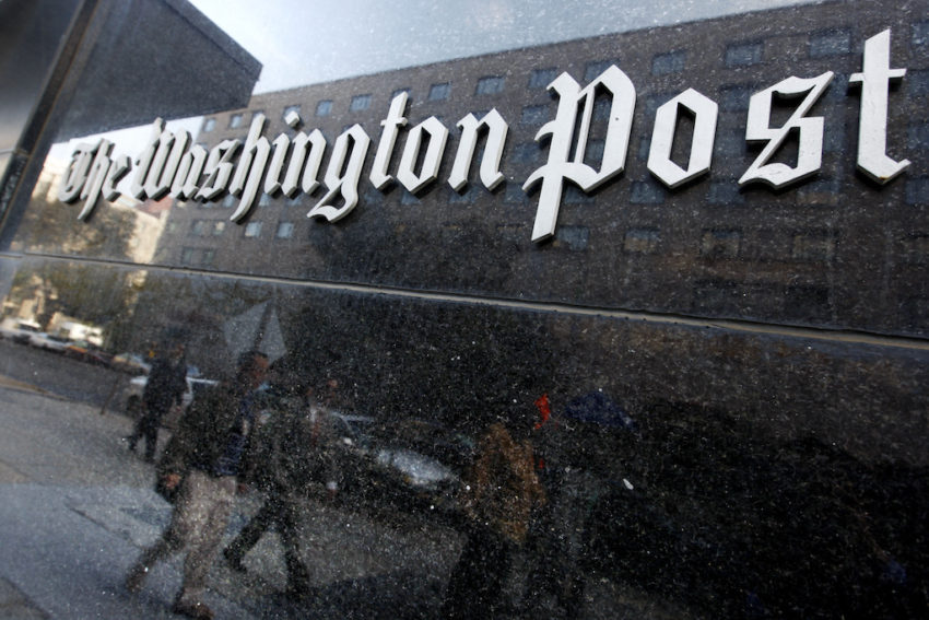 Earns Washington Post