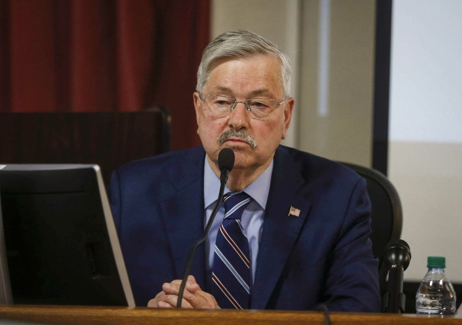 USA Terry Branstad 3000
