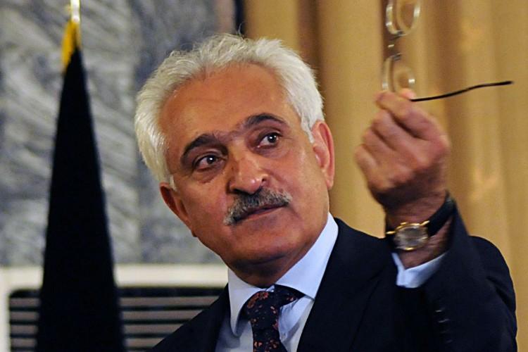 AFGHANISTAN AFF. ETRANGERES Rangin Dadfar Spanta ... 85738-ministre-afghan-affaires-etrangeres-rangin