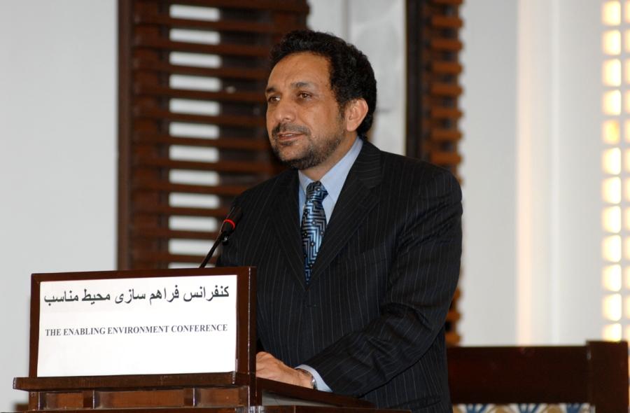 Ahmad Zia Masud 2007-06-Afghanistan-9994