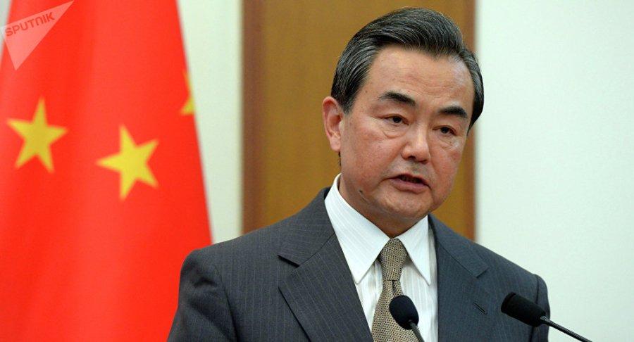 Conseiller d'État et Ministre des Affaires étrangères Wang Yi 1034242672