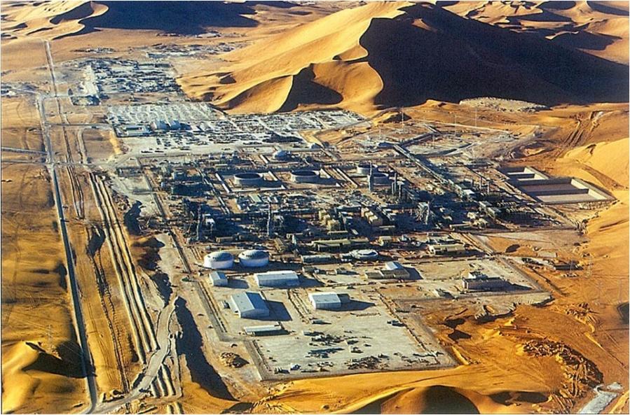 Etude de cas N°10 - le Sahara par les cartes - un espace riche, parcouru et convoité ELMERK