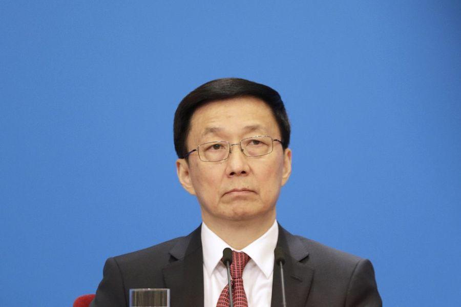 Han Zheng, 1000x-1