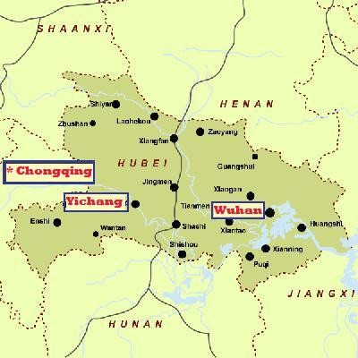 hubei-map